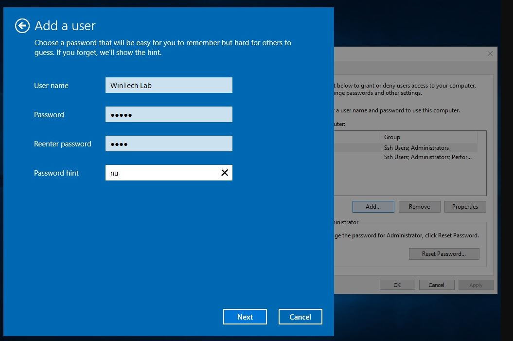 Enable Guest account Using User Account control